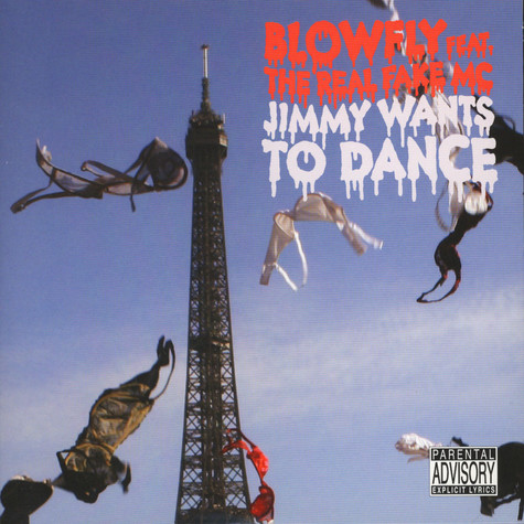 Blowfly - Jimmy Wants To Dance feat. The Real Fake MC