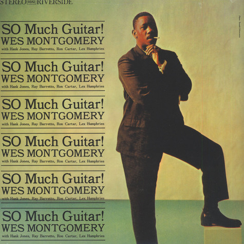 Wes Montgomery - So Much Guitar