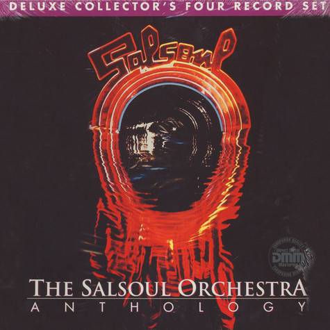 Salsoul Orchestra, The - Anthology