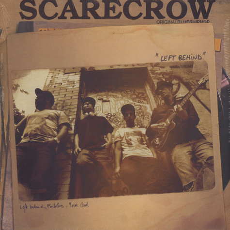Scarecrow - Left Behind EP
