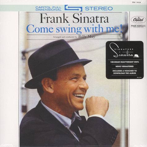 Frank Sinatra - Come Swing With Me!