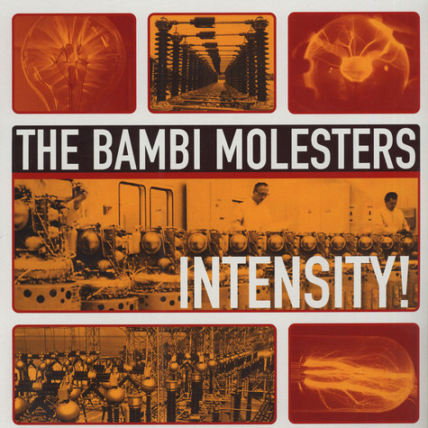 Bambi Molesters, The - Intensity!