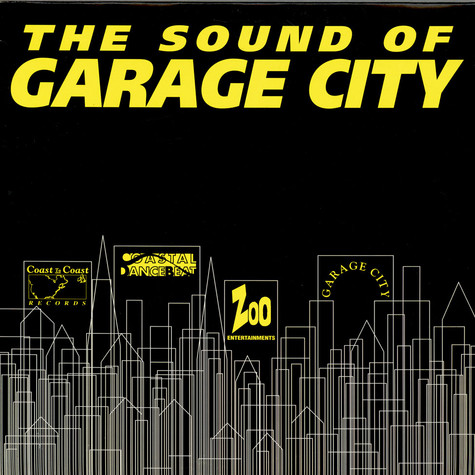 V.A. - The Sound Of Garage City