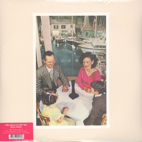 Led Zeppelin - Presence Deluxe Edition