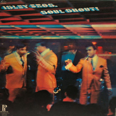 Isley Brothers, The - Soul Shout!