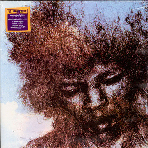 Jimi Hendrix - The Cry Of Love
