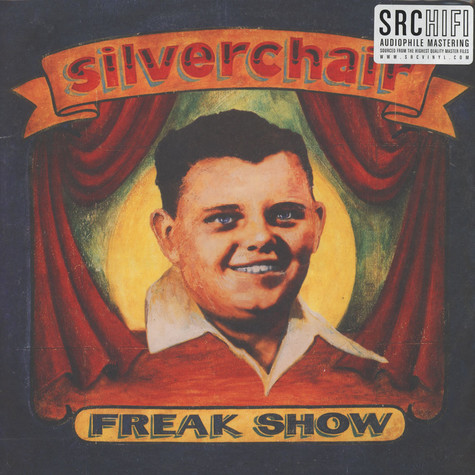 Silverchair - Freak Show Green Vinyl Edition
