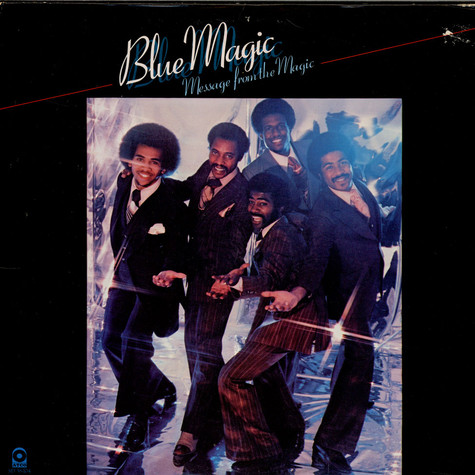 Blue Magic, - Message From The Magic