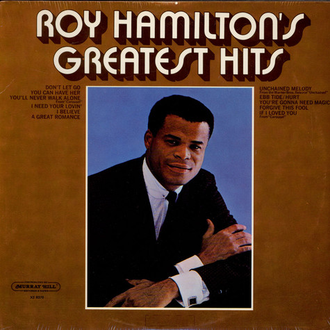Roy Hamilton - Roy Hamilton's Greatest Hits