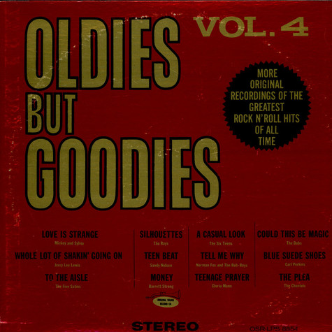 V.A. - Oldies But Goodies Vol. 4