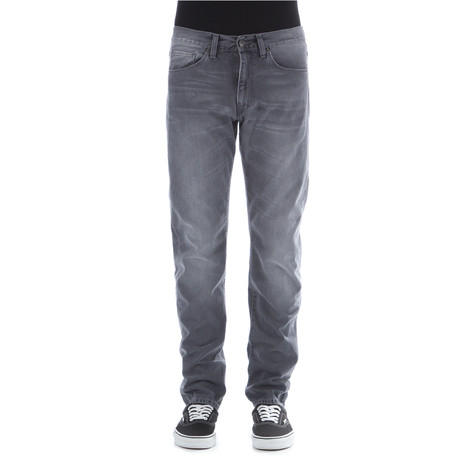 c8838d9324e9dd Carhartt WIP - Vicious Pant 'Grafton' Grey Denim, 12 oz (Grey Strand ...