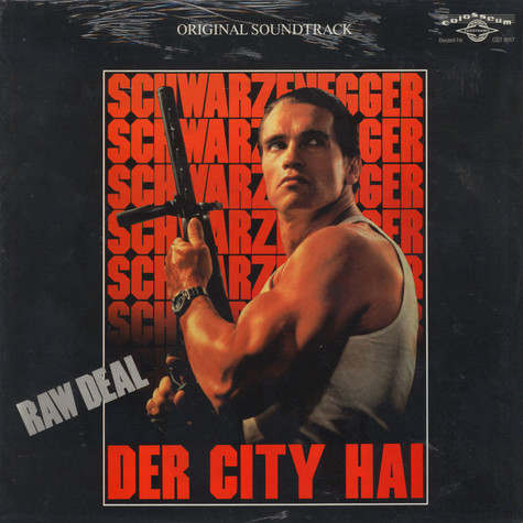 V.A. - OST Raw Deal - Der City Hai