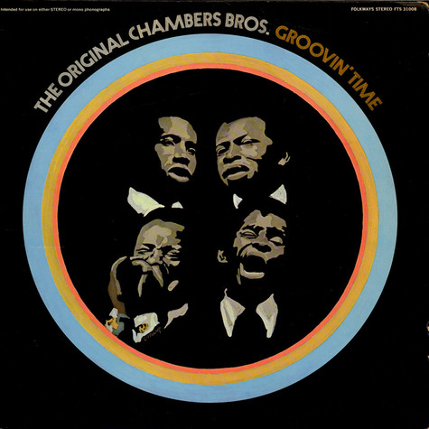 Chambers Brothers, The - Groovin' Time