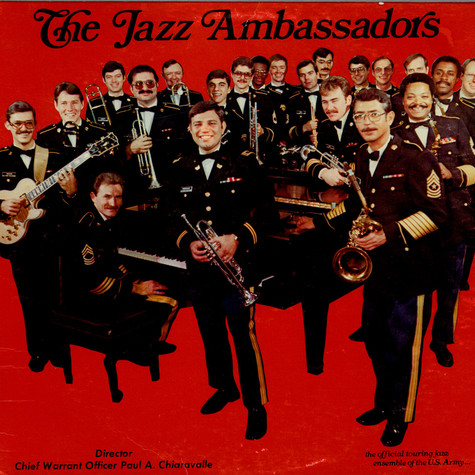 Jazz Ambassadors, The - Jazz Ambassadors, The