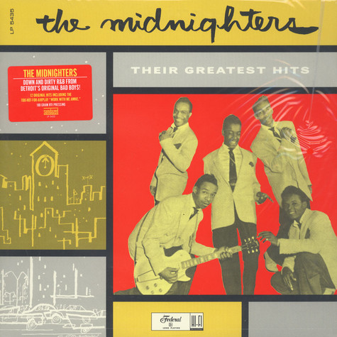 Midnighters, The - Their Greatest Hits