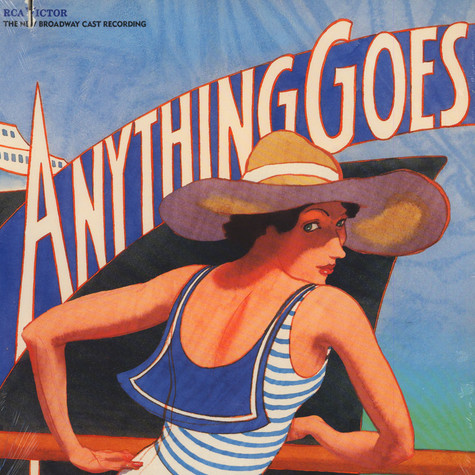 Broadway Cast - OST Anything Goes