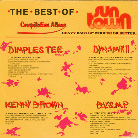 V.A. - The Best Of Suntown