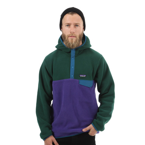 Patagonia - Synchilla Snap-T Hoodie