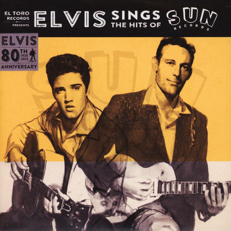 Elvis Presley - Elvis Sings The Hits Of Sun Records