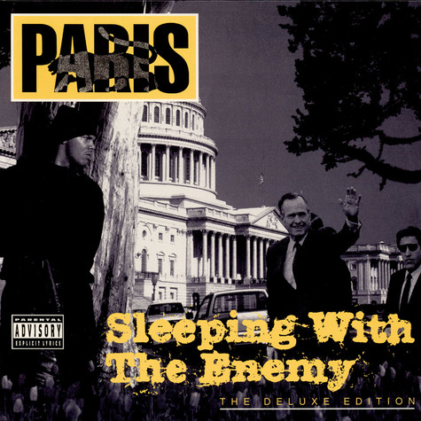 Paris - Sleeping With The Enemy (The Deluxe Edition)
