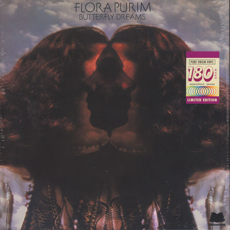 Flora Purim Feat. Joe Henderson & George Duke - Butterfly Dreams