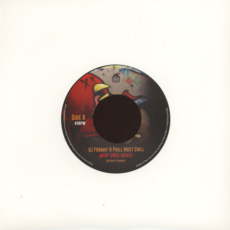 DJ Format & Phill Most Chill - Angry Birds / The Shape Of Things To Come Remixes