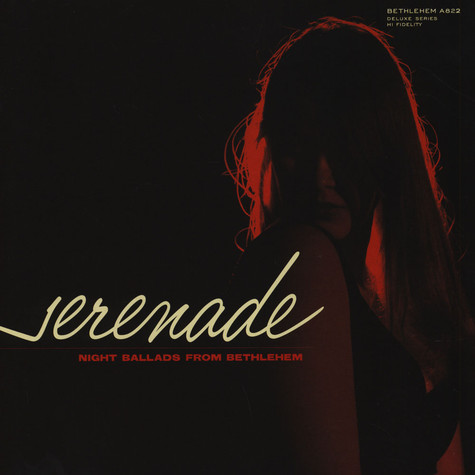 V.A. - Serenade: Night Ballads From Bethlehem