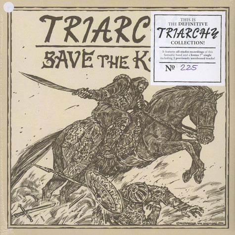 Triarchy - Save The Khan (Col)