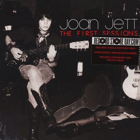 Joan Jett - The First Sessions