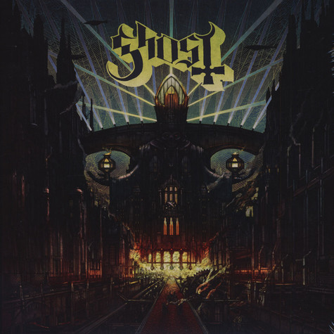 Ghost - Meliora Black Vinyl Edition