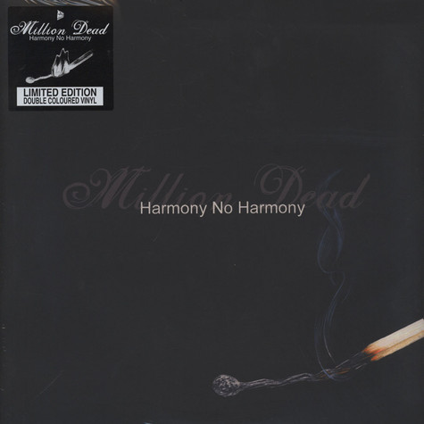 Million Dead - Harmony No Harmony