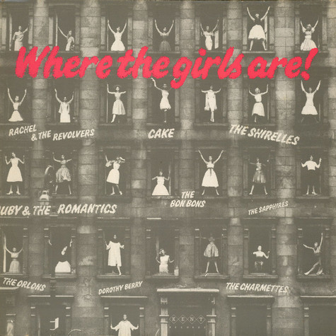 V.A. - Where The Girls Are!