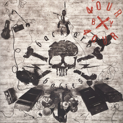 Backyard Babies - Four by Four