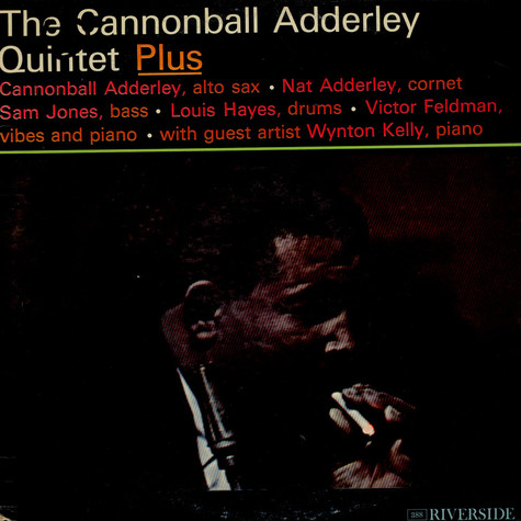 Cannonball Adderley Quintet, The - Plus