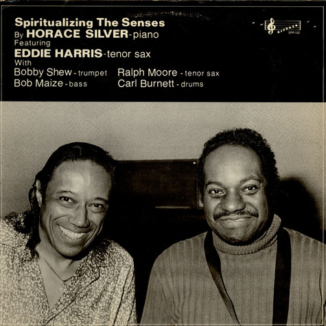 Horace Silver - Spiritualizing The Senses