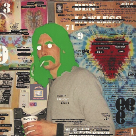 Ben Lawless / Squinchy - Friday Night For Life / Assorted Nuts