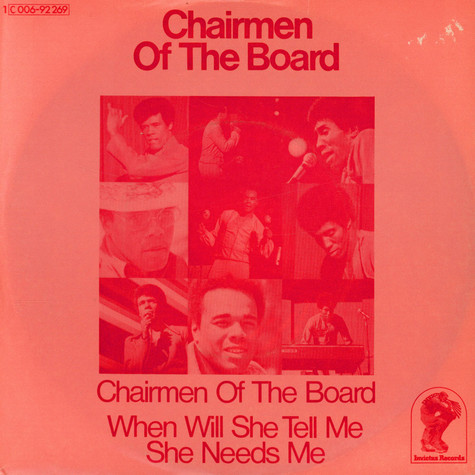 Chairmen Of The Board - Chairmen Of The Board