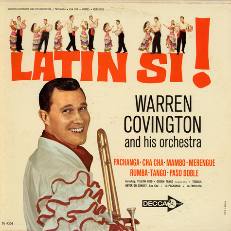 Warren Covington And His Orchestra - Latin Si!
