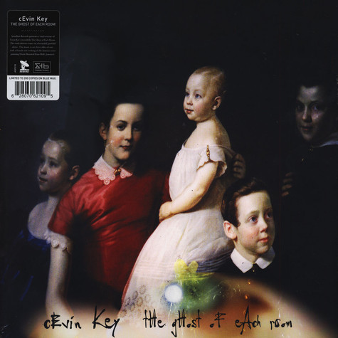 Cevin Key - The Ghost Of Each Room Colored Vinyl Edition