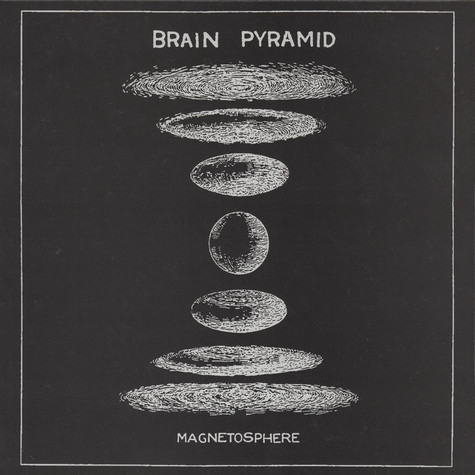Brain Pyramid - Magnetosphere Black Vinyl Edition