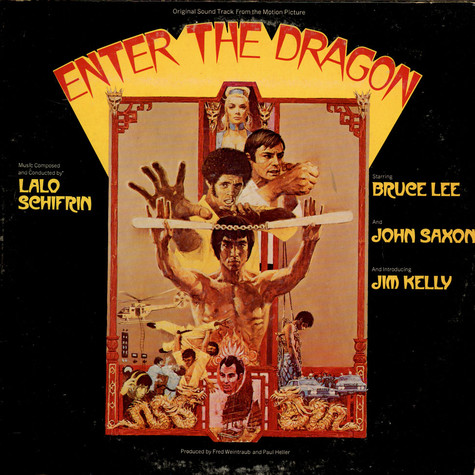 Lalo Schifrin - OST Enter The Dragon