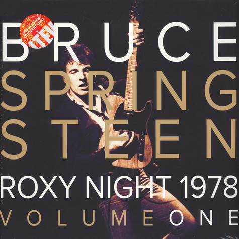 Bruce Springsteen - 1978 Roxy Night Volume 1
