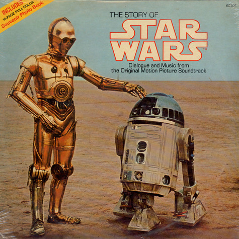 London Symphony Orchestra, The - The Story Of Star Wars