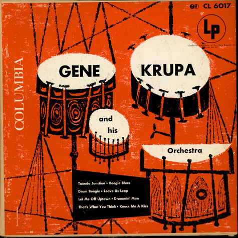 Gene Krupa And His Orchestra - Gene Krupa