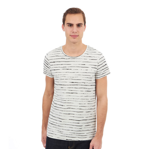 Cheap Monday - Crayon Stripe T-Shirt