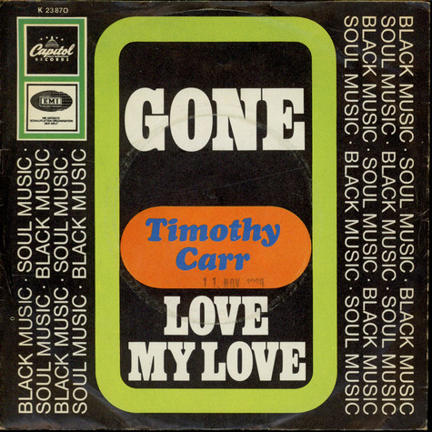 Timothy Carr - Gone