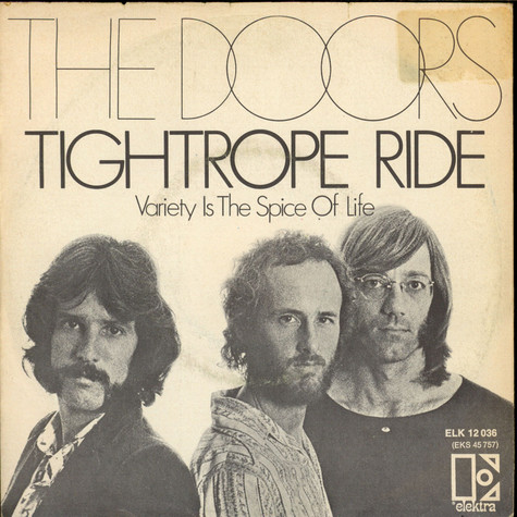 Doors, The - Tightrope Ride