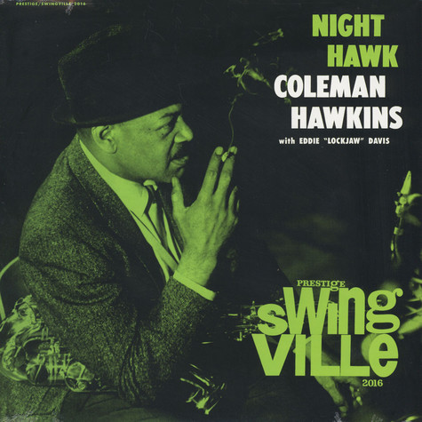 Coleman Hawkins - Night Hawk With Eddie Lockjaw Davis