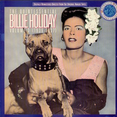 Billie Holiday - The Quintessential Billie Holiday Volume 3 (1936-1937)