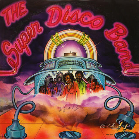 Super Disco Band, The - The Super Disco Band
